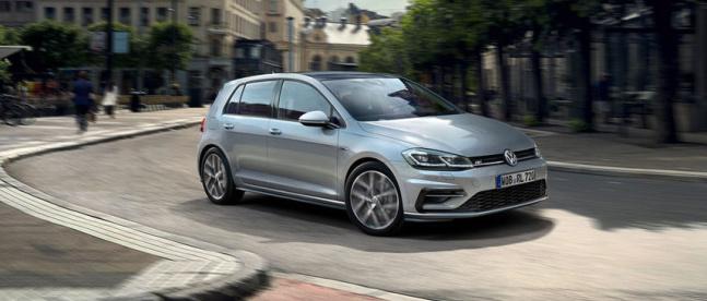 Nový Volkswagen Golf - nejoblíbenější Volkswagen